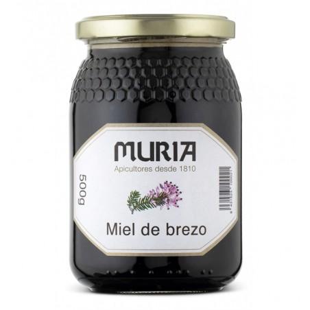 MIEL BREZO MURIA (500 GR)