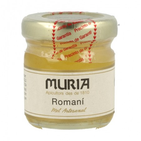 MIEL DE ROMERO MURIA (50 GR)
