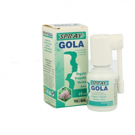 SPRAY GOLA TONGIL (25 ML)