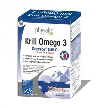 KRILL OMEGA 3 PHYSALIS (30...