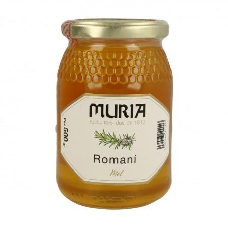 MIEL DE ROMERO MURIA (500 GR)