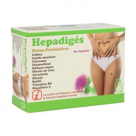 HEPADIGES DIS (60 CAPSULAS)