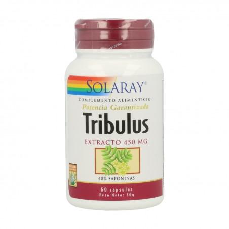 TRIBULUS SOLARAY (60 CAPSULAS)