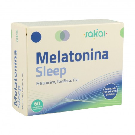 MELATONINA SLEEP SAKAI (60...