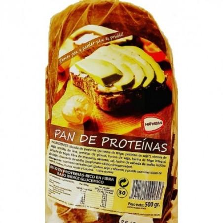 PAN DE PROTEINAS NATURPAN...