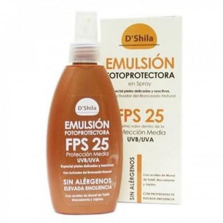 EMULSION BRONCEADO F25...
