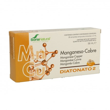 MANGANESO-COBRE DIATONATO 2...