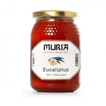 MIEL EUCALIPTO MURIA (500 GR)